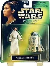 Star Wars Princess Leia and R2-D2 Action Figure Set