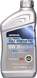 Genuine Honda 08798-9040 Oil 10W-30