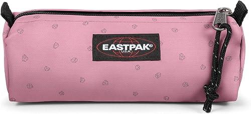 Eastpak Benchmark Single Trousse, 21 cm, Rose (Tribe Rocks)
