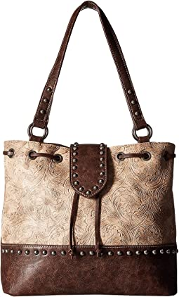 M&F Western - Lydia Conceal Carry Bucket Bag