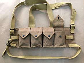 Chest RIG Rhodesian Fereday & Sons (Reproduction), WWII Reproduction, WW2 Reproduction,WWII/WWI, Collectibles Goods, Collectibles Products,WWII repro