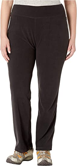 Plus Size Alpha Tek Fleece Pants