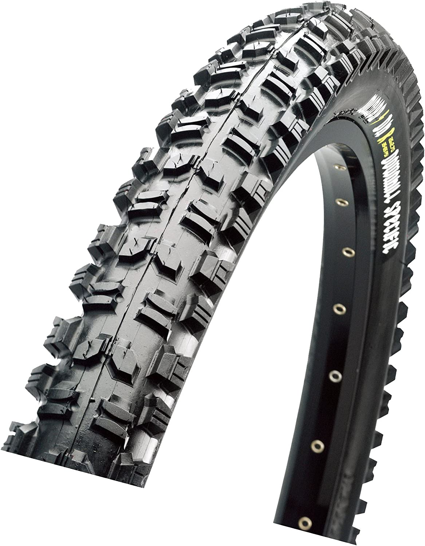 Maxxis Minion DHR Mountain Bike Tire, Wire Beaded 60a, 26 x 2.5