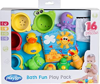 Playgro Bath Fun Play Pack [Pg0182933];Playgro 40115 Bath Toy Gift Set