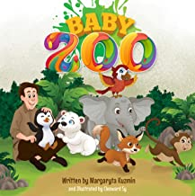 Baby Zoo: The Book of Colors, Numbers and Shapes