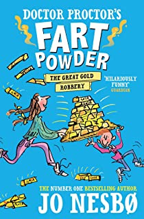 Doctor Proctor's Fart Powder: The Great Gold Robbery (