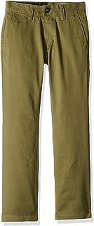 Volcom Boys' Frickin Modern Stretch Chino Pant