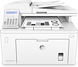 HP Laserjet Pro M227fdn All-in-One Monochrome Laser Printer with Auto Two-Sided Printing, Mobile Printing, Fax & Built-in Ethernet, Amazon Dash Replenishment Ready (G3Q79A) (Renewed)