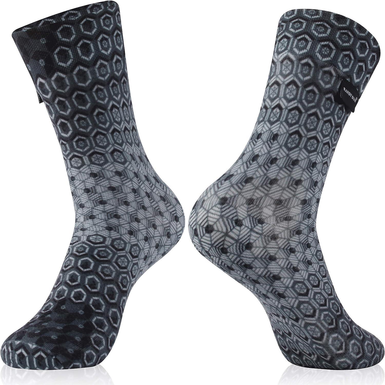 100% Waterproof Breathable Socks, [SGS Certified] RANDY SUN Unis