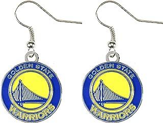 NBA NBA Logo Dangler Earrings