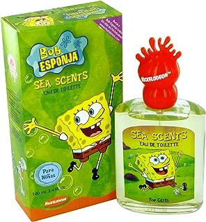 Spongebob Squarepants Eau De Toilette Spray By Nickelodeon 100 ml Eau De Toilette Spray For Women