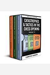 Catastrophes & Tactics in the Chess Opening - Boxset 1: Volumes 1-3: Indian Defenses, 1.d4 d5 & Flank Openings (Winning Quickly at Chess Box Sets) (English Edition) eBook Kindle