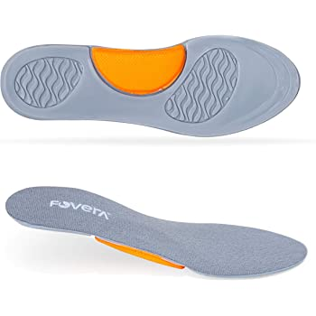 FOVERA Arch Support Gel Insoles Pair