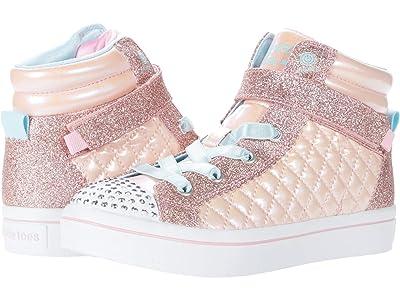 SKECHERS KIDS Twinkle Toes Twi-Lites Twinkle Dust 314402L (Little Kid) (Light Pink/Multi) Girl