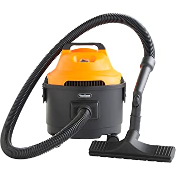 VonHaus Wet Dry Vacuum Cleaner 1200W Bagless Vac for Indoor or Outdoor Use 15L Capacity Dust Tank 3 in 1 with Blower Function