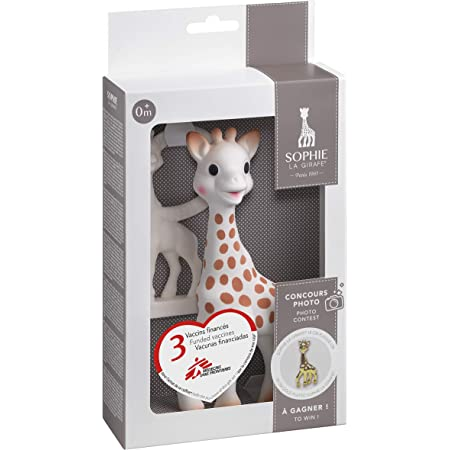 Vulli - Fresh Touch - Sophie la Girafe - Coffret Cadeau Sophie Award