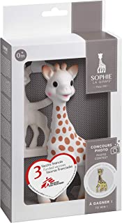giraffe infant toy
