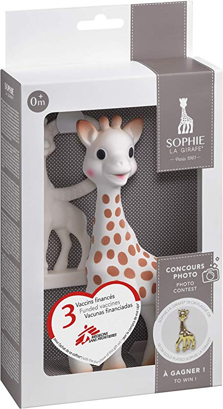 Sophie La Girafe Gift Set Award