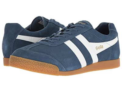 Gola Harrier (Baltic/White) Men