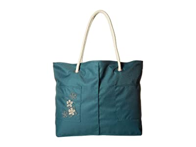Haiku Caprice Tote (Juniper) Handbags