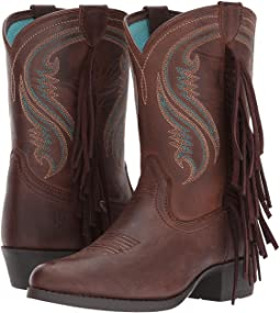 Ariat Kids Fancy Western (Toddler/Little Kid/Big Kid)