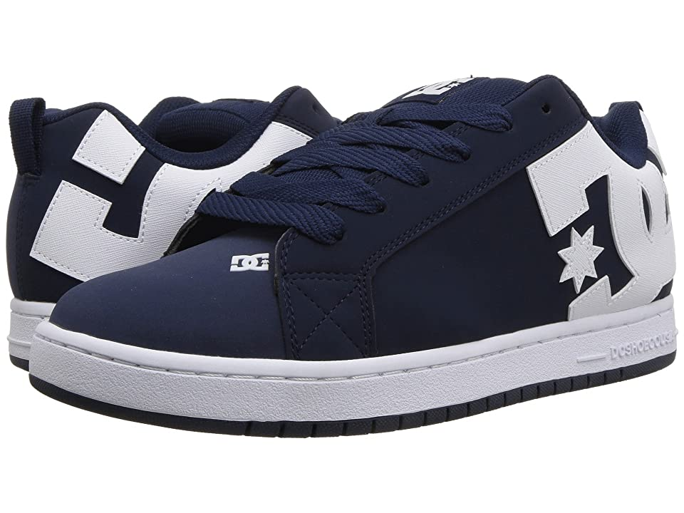 DC Court Graffik (Navy/White) Men
