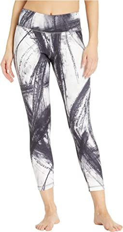 Lux Bold 7/8 Tights - Chalked Movement
