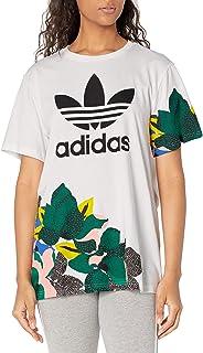 adidas Originals Women's Boyfriend, White, X-Small