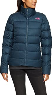 The North Face Women's W Nuptse Jacket Ink Blue