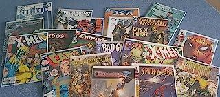 Unbranded Wholesale LOT 25 Comic Books Marvel DC Image IDW Dark Horse + More!