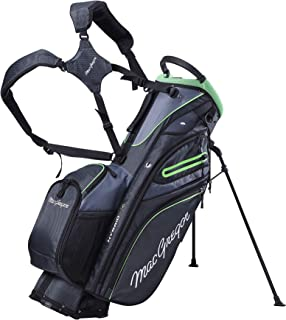 Macbag146 Mactec Hybrid 14 Golf Club Stand Carry Trolley Bag Golfbag, Men's