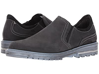 Naot Manyara (Oily Coal Nubuck/Black Velvet Nubuck) Men