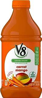 V8 Carrot Mango, 46 oz. Bottle (Pack of 6)