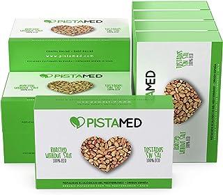 Pistachos ecológicos PISTAMED - 1kg. Tostado artesanal SIN