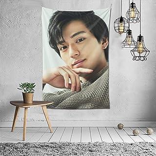 Todome No Kiss Takauji Okkj3good फैशन आंतरिक सजावट बहुक्रियाशील बेडरूम व्यक्तित्व उपहार इनडोर दीवार फांसी कक्ष पर्दा उपहार...