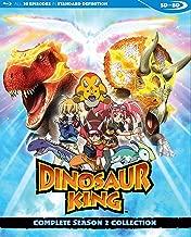 Dinosaur King Complete Season 2 SDBD