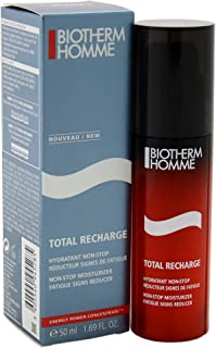 Biotherm Homme Total Recharge Hydratant Non Stop Tratamiento Facial - 50 ml