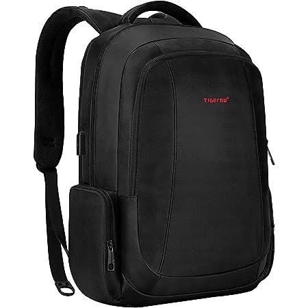 Tigernu Laptop Backpack Travel Computer Backpacks Business Waterproof Slim Anti Theft Laptops Bag For Men//Women 17 Inch(Grey