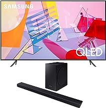 "$1777 » Samsung QN75Q60TA 75"" Ultra High Definition 4K Quantum HDR Smart QLED TV with a Samsung HW-Q6CR 5.1 Ch Acoustic Beam Soundbar and Wireless Subwoofer (2020)"