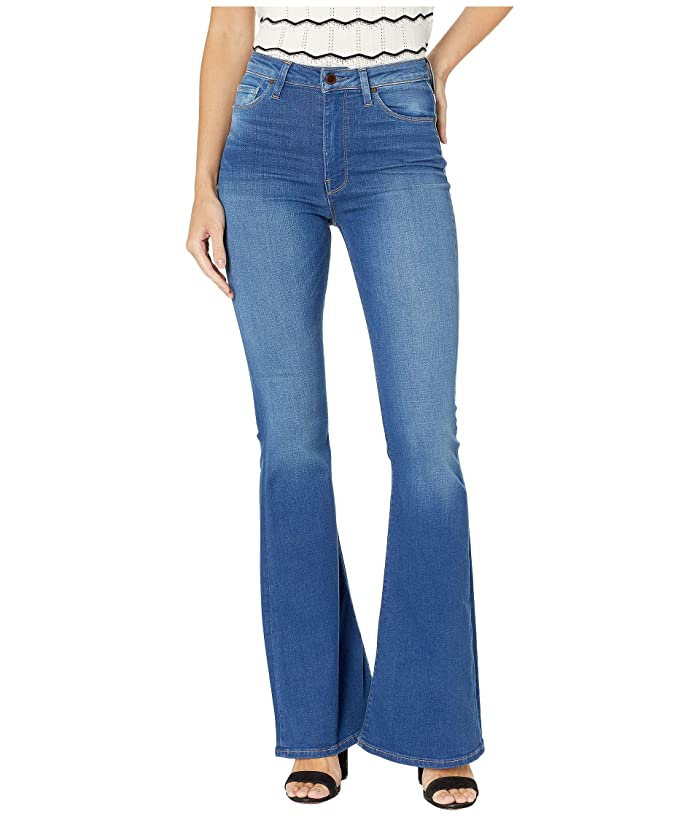 1b0e7419ab1 Hudson Jeans Holly High-Rise Flare in Truth Or Dare at Zappos.com