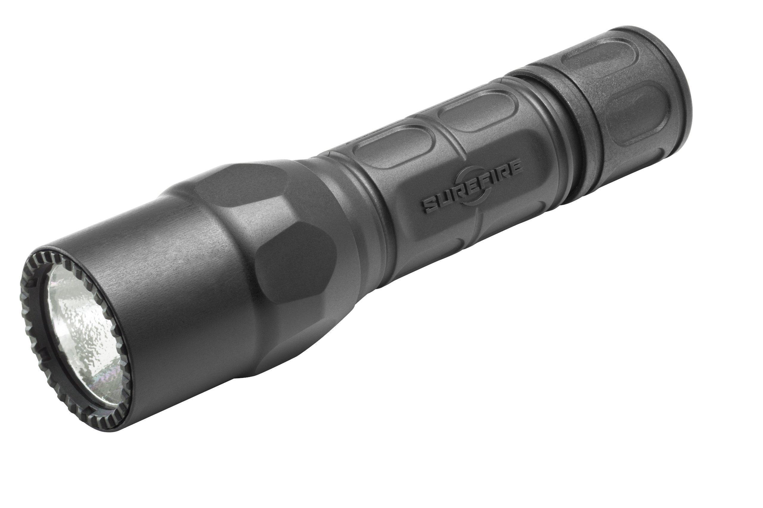 SureFire Dual Output Flashlight click switch