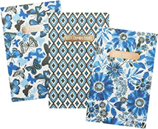 Josephine Kimberling for Capri Designs Patterned Notebook Set of 3 (Nature Trail)