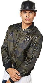 Men's Tokyo Laundry Jacket 1J8897 Khaki Medium