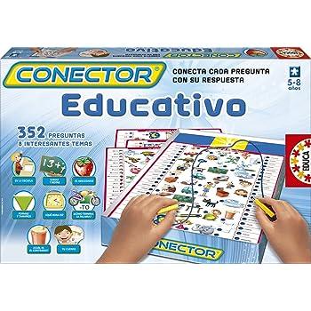 Educa Borr/ás 14251 Conector Asocio Y Aprendo