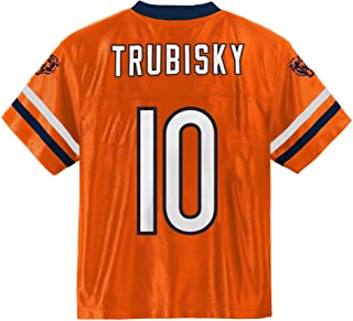 orange trubisky jersey