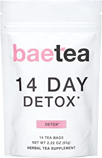 Bae Teatox 14 Day Weight Loss