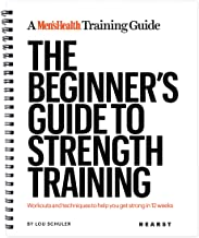 men's health beginners guide to strength training
