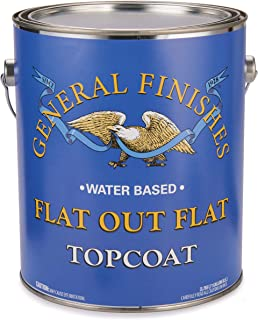 General Finishes Flat Out Flat, Gallon