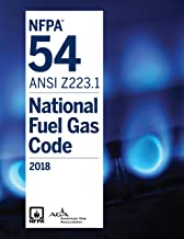 NFPA 54:National Fuel Gas Code, 2018 Edition