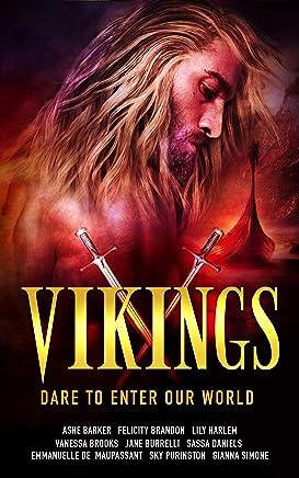 Vikings: nine warrior-hero historical romances
